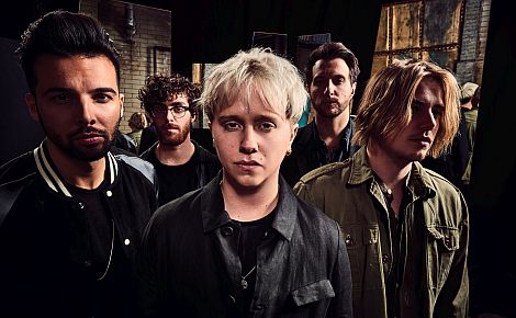 Nothing But Thieves na podzim do Prahy