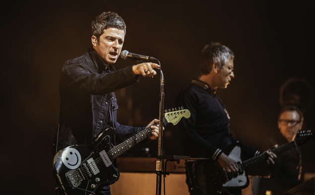 Noel Gallagher's High Flying Birds, 09.05.2019, London Palladium, Londýn
