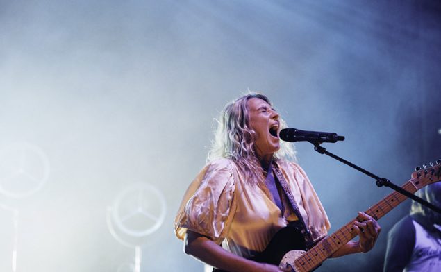 Lissie + The Traveling Band, 3.10.2018, O2 Shepherd's Bush Empire, Londýn