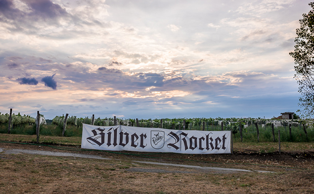 Silver Rocket Summer South, 24. - 25. 8. 2018, Ovčárna u Sedlece
