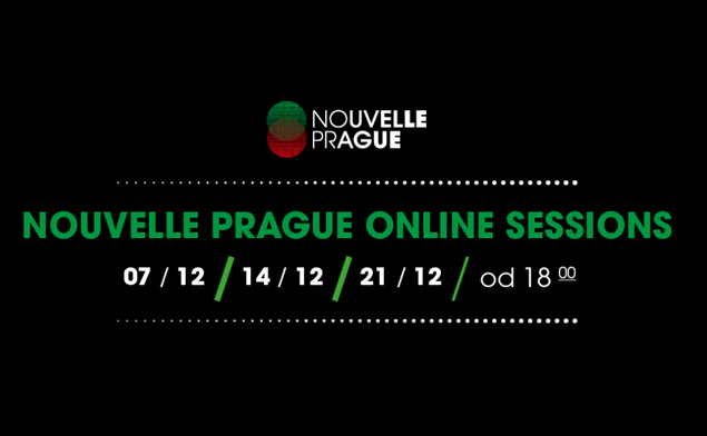 Nouvelle Prague startuje online sessions