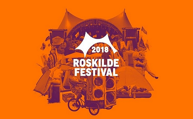Roskilde 2018 vs. Full Moon: playlist