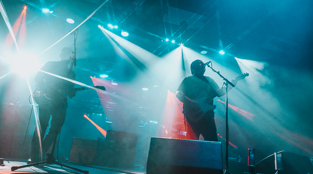 Pixies + Blood Red Shoes, 8.10.2019, Forum Karlín, Praha