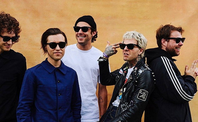 The Neighbourhood jedou do Prahy