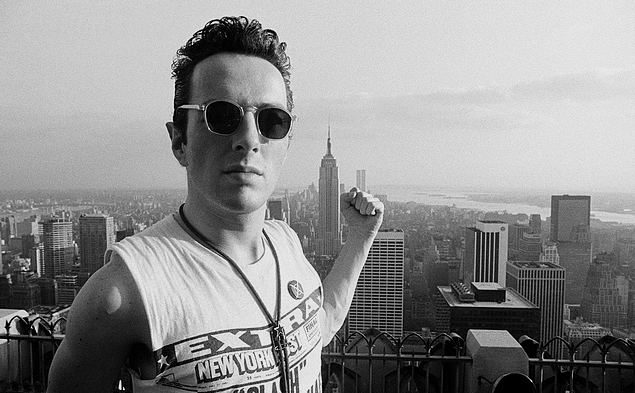 Full Moon #90 - Joe Strummer