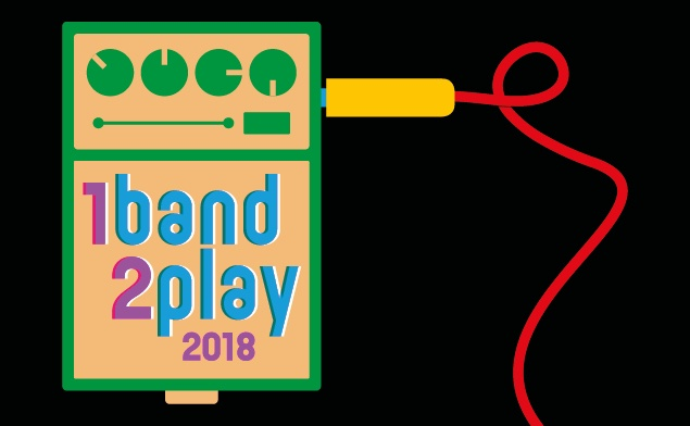 Finalisty 1Band2Play 2018 jsou Atlantik, Froples a Guilty Echoes