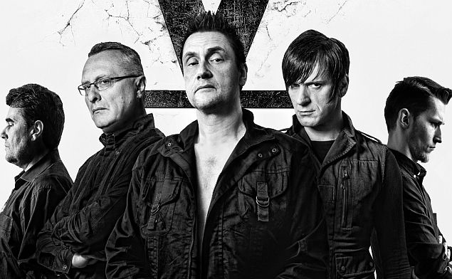 Front Line Assembly + Die Krupps: 2x1