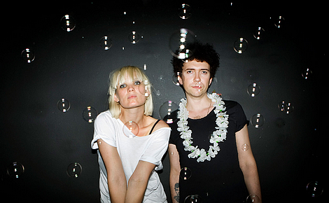 The Raveonettes: 2x1