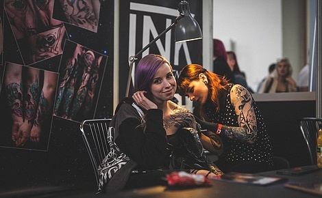 Lov na kérku: Tattoo Convention Prague