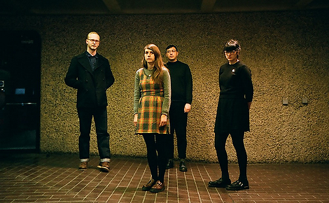 Naditá shoegaze pomlázka s Virginia Wing