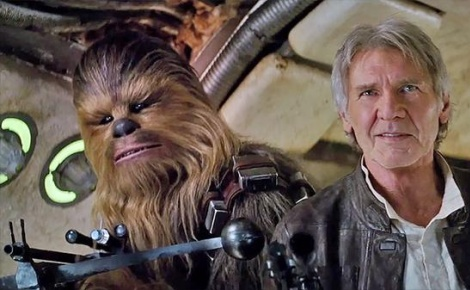Chewie, we're home - Star Wars: The Force Awakens