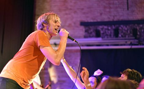 Mudhoney + Please the Trees, 28.7.2016, Tabačka, Košice