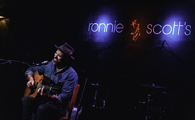 Lucky Peterson + Martin Harley, 27.11.2018, Ronnie Scott's, Londýn