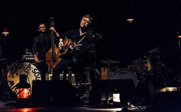 Glen Hansard, 9.2.2018, Royal Festival Hall, Londýn