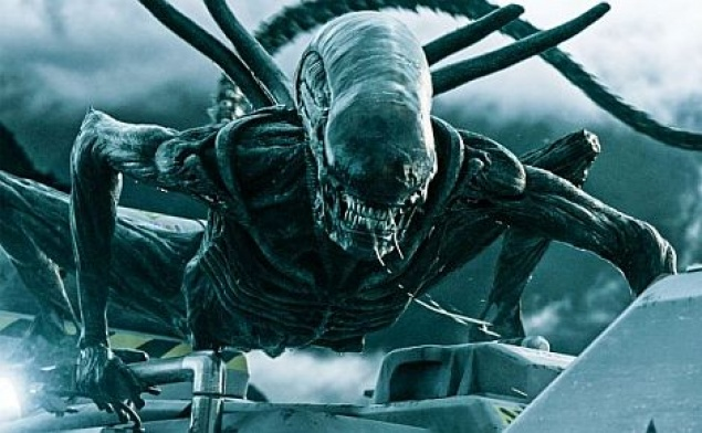 Alien: Covenant, nelítostné monstrum