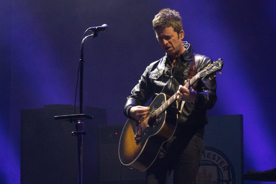 Noel Gallagher's High Flying Birds, 4.5.2019, Warm Up Festival, Murcia, Španělsko