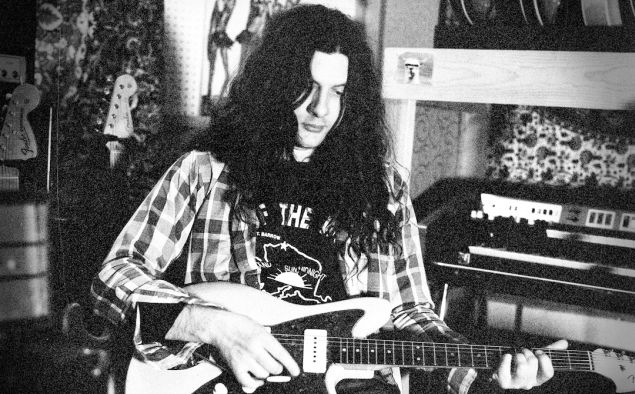 Kurt Vile a The Violators v MeetFactory