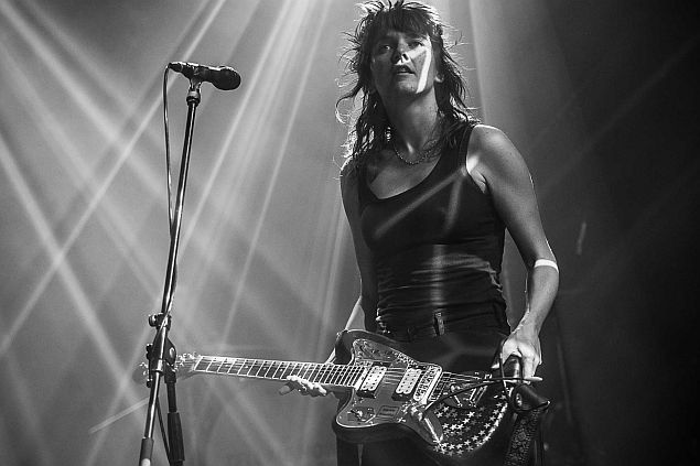 Courtney Barnett + Dives, 5.9.2019, Lucerna Music Bar, Praha