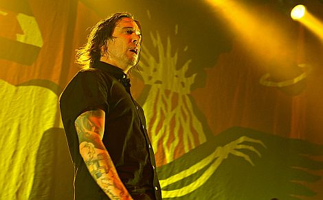 Aerodrome 2016: Korn, BMTH, Billy Talent, Bad Religion, Zebrahead, 15.6.2016, Tipsport Aréna, Praha
