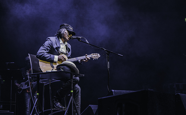 Rodriguez, 26.9.2018, Royal Albert Hall, Londýn